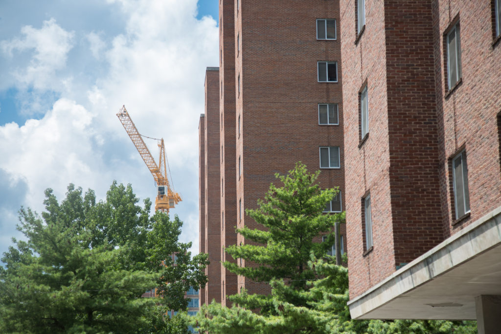 New Vanderbilt Dorm Literally Just a Giant Middle Finger to Towers