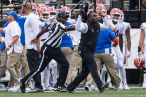 'Bout Balls – Transcript Released of Sideline Fight at Vandy Football Game