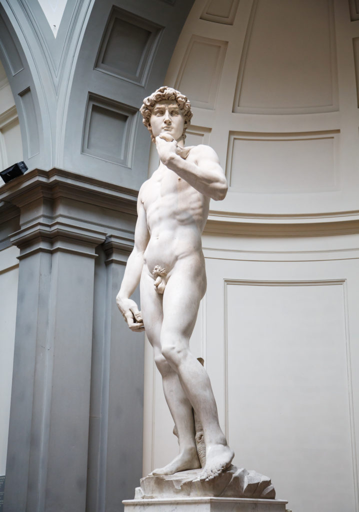Student Petition Demands Vanderbilt Ban Art by Michelangelo for Setting Unreasonable Phallic Expectations