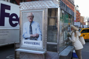 This isn't Satire, But Here Are Ten Reasons Why You Should Vote for Bernie